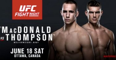 UFN89-MacDonald-vs-Thompson-Poster