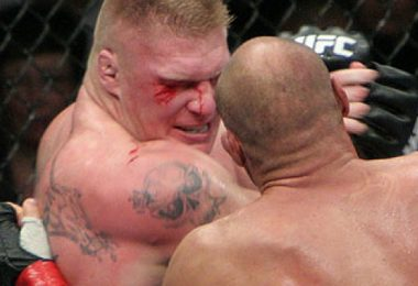 Brock-Lesnar-vs-Randy-Couture-287UFC91
