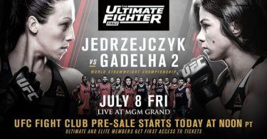 poster-tuf-23-finale-Joanna-Jedrzejczyk-x-Claudia-Gadelha