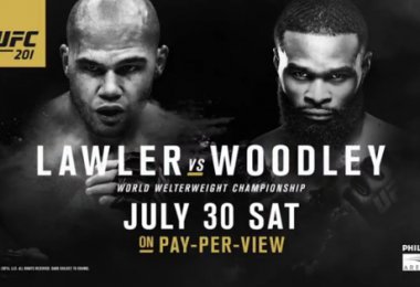 ufc-201-Lawler-Woodley-Poster